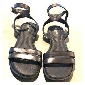 Born Mai Easy black sandals
